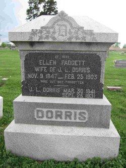 Ellen <I>Padgett</I> Dorris
