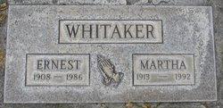 Ernest Whitaker