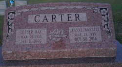 Luther Ray Carter