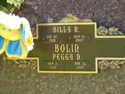 Billy Ray Bolin