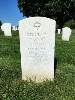 Eddie W Adams