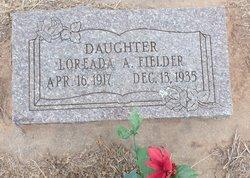 """Loreada Ann """"Reedy"""" Fielder"""