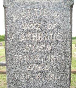 Mattie M. <I>Barr</I> Ashbaugh