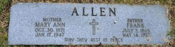 Frank Carmi Allen