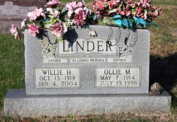 Willie H Linder