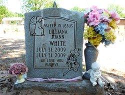 Lilliana Joann White