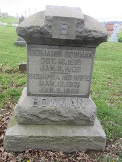 Susanna Bowman