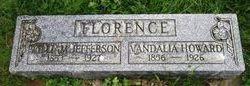 "Vandalia ""Vannie"" <I>Howard</I> Florence"