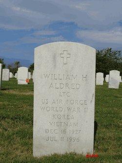 William H Aldred