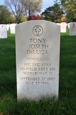 Tony Joseph DeLuca