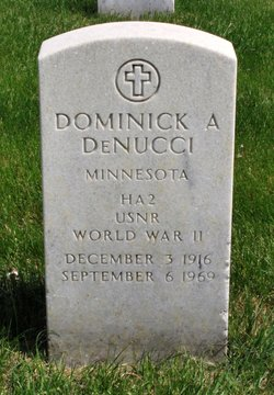 Dominick A DeNucci