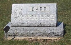 Maxine Marie <I>Stitt</I> Barr