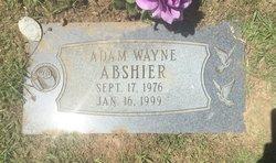 Adam Wayne Abshier
