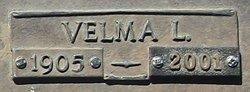 Velma Louise <I>English</I> Crotinger
