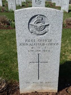 John Alastair Gordon