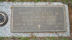 Marvin Bright Utley, Jr