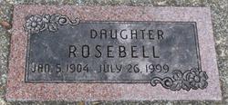Rosebell S. <I>Larson</I> Blonigan