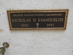 Nicholas N. Evanguelidi