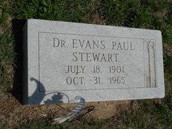 Dr Evans Paul Stewart