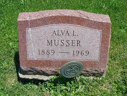 Alva L Musser