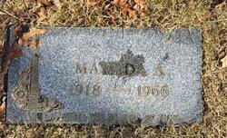 Matilda A <I>Pacellini</I> Steele
