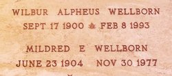Wilbur Alpheus Wellborn