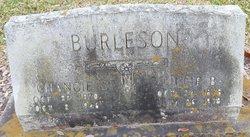 Lillie Belle <I>McFarland</I> Burleson