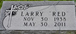"Larry Roy ""Red"" Alexander"
