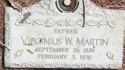 Virginius William Martin