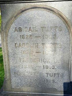 """Abigail """"Abbie"""" Tufts"""