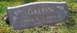 Harris Earp Galpin