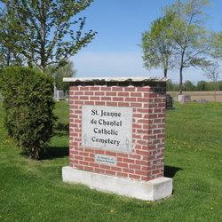 Saint Jeanne de Chantel Cemetery