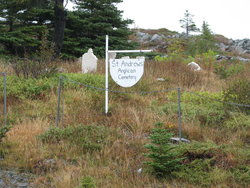 Saint Andrew's Old Anglican Cemetery