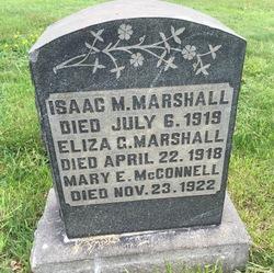 Isaac M Marshall