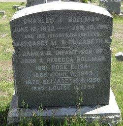 Margaret M Rollman