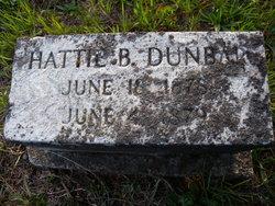 Hattie B. Dunbar