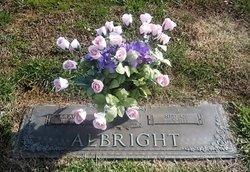 Grace Ellen <I>Patterson</I> Albright