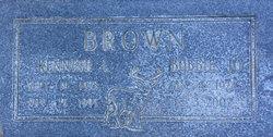 Bobbie Jo <I>Webb</I> Brown