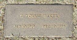 Edna Louise Baker