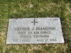 Arthur J Diamond
