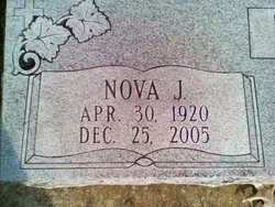 Nova J. <I>Thompson</I> Wachob Tilford