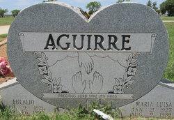 Maria Luisa Aguirre