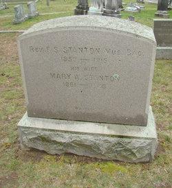 Rev Frederick Skiff Stanton, Sr