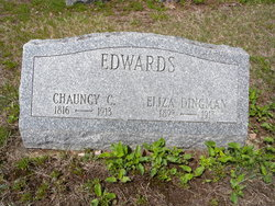 Ann Eliza <I>Dingman</I> Edwards