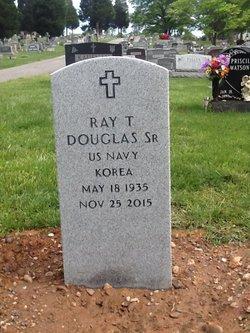 Raymond Thomas Douglas, Sr