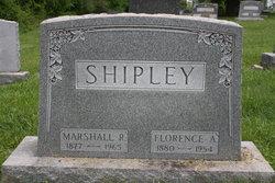 Marshall Reed Shipley