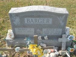 Joyce Evelyn <I>Garey</I> Barger