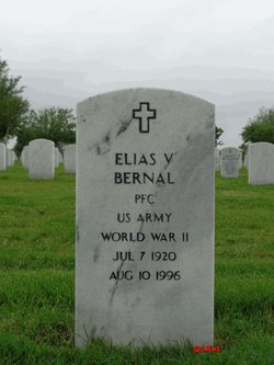 Elias V Bernal
