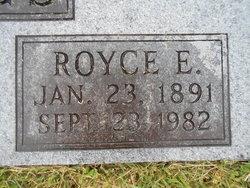 Royce Elwin Biggs, Sr