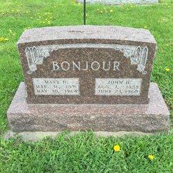 John H Bonjour